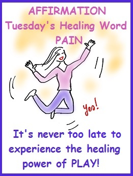 Tuesday's Healing Word - Play