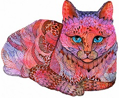 Animal Spirit Guide Cat