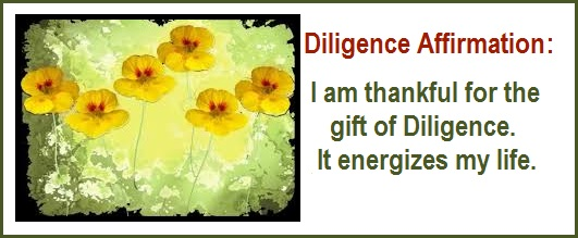 Tuesday's Healing Word Diligence