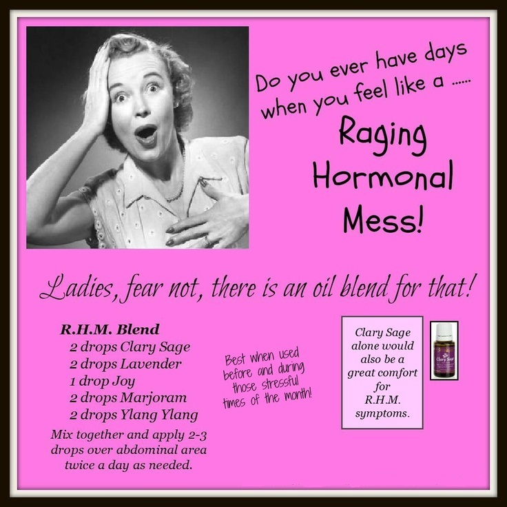 Essential Oil Therapy for R.H.M.