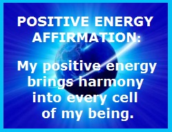 Tuesday's Healing Word Postive Energy