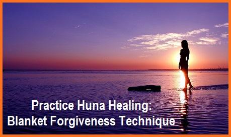 Blanket Forgiveness Technique