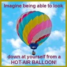 Hot Air Practice Tool When Worried