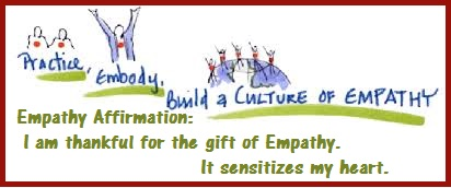 Tuesday's Healing Word - Empathy