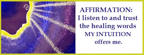 Tuesday's Healing Word Intuition