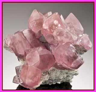 Pink Smithsonite Immune System Grid