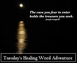 Tuesday's Healing Word Adventure