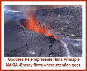 Pele Goddess of Fire Magic
