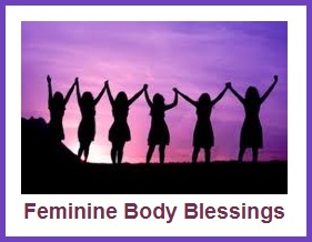 Feminine Body Blessing Exercises