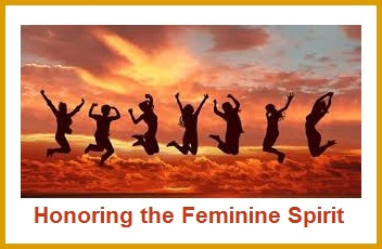 Feminine Body Blessing Exercise