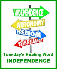 Tuesday's Healing Word Independence