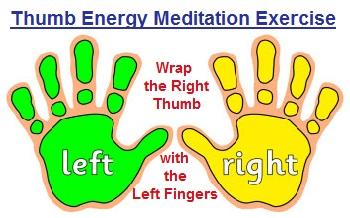 Finger Meditations: #1 Thumb Exercise