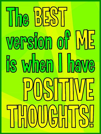 Tuesday's Healing Word Positive Thoughts