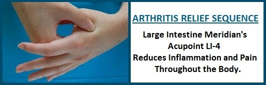 Acupressure Points For Arthritis