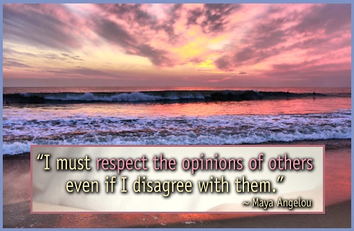 Tuesday's Healing Word-Respect