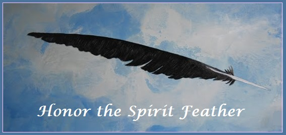 Honor The Spirit Feather