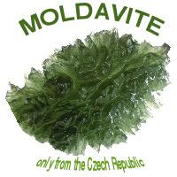 Moldavite Space Stone Energy Net