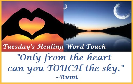 Tuesday's Healing Word Touch