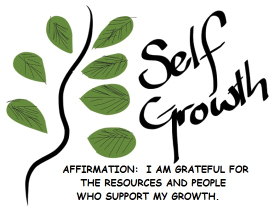Tuesday's Healin Words - Inner Growth