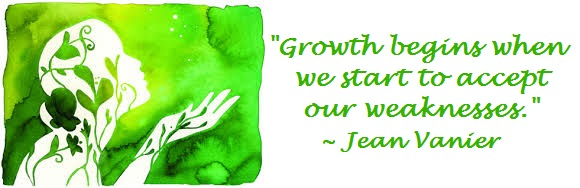 Tuesday's Healing Word - Inner Growth