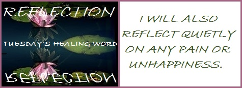 Tuesday's Healing Word Reflection