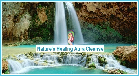 Nature's Healing Gift-Aura Cleanse