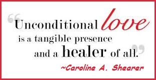 Tuesday's Healin Word - Love