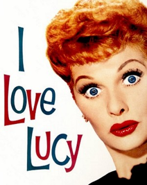 Inspiring Women - Lucille Ball
