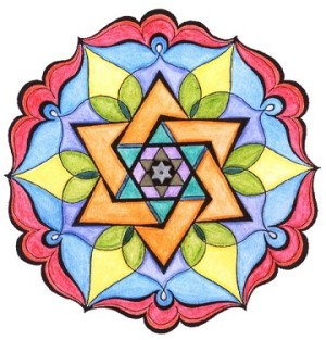 Coloring Mandalas for Healing Therapy