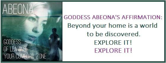 Goddess Wisdom - Abeona