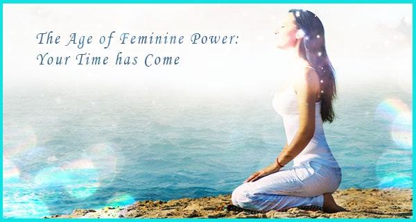 Divine Feminine Power