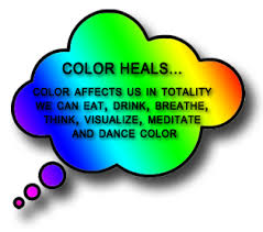 Color Candle Rainbow Healing