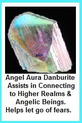 Danburite Healing Colors & Properties