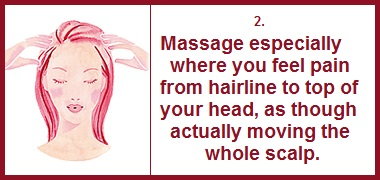 Benefits of Daily Scalp Massage