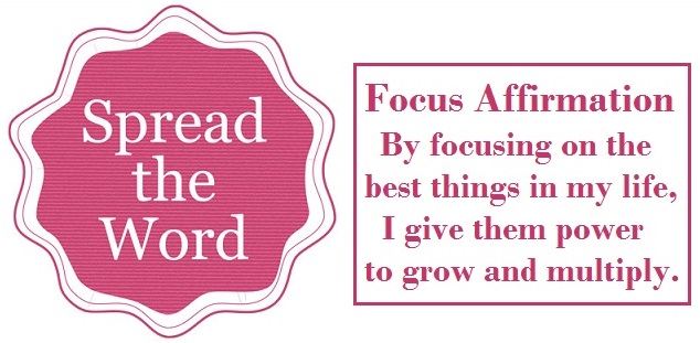 Tuesday's Healing Word Focus