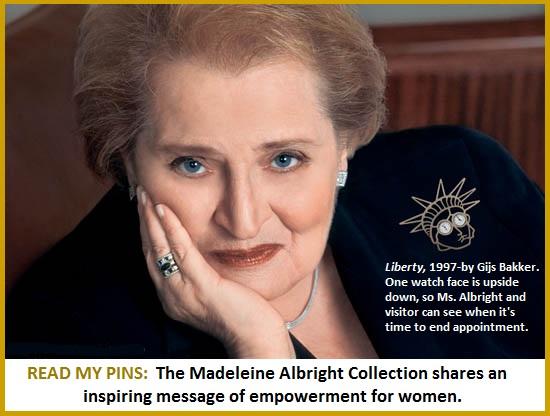 Women Empowerment - Madeleine Albright