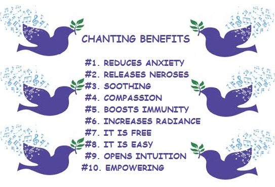 The Benefits of Chanting