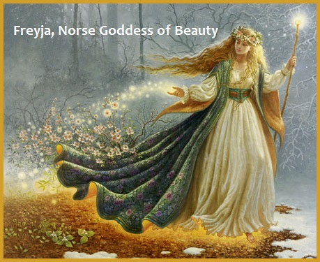 Goddess Wisdom - Freyja's Ritual