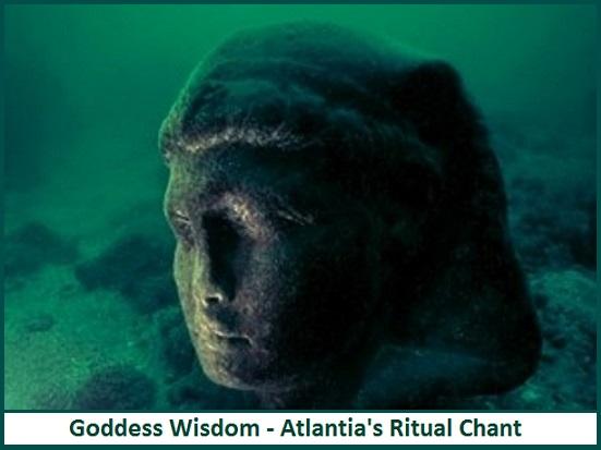 Goddss Wisdom-Atlantia's Ritual Chant