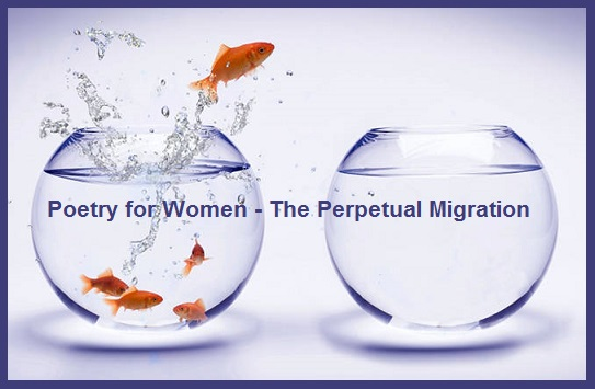 Poetry For Women - Ther Perpetual Migration
