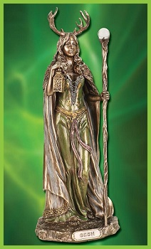Goddess Wisdom - Elen of the Ways