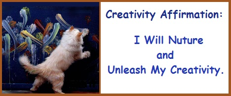Tuesday's Healing Word - Creativity