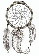 Dream Catcher With Essential Oil