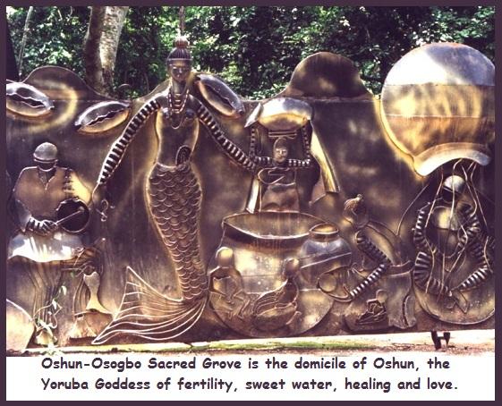 Goddess Wisdom - Oshun