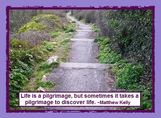 Taking A Pilgrimage