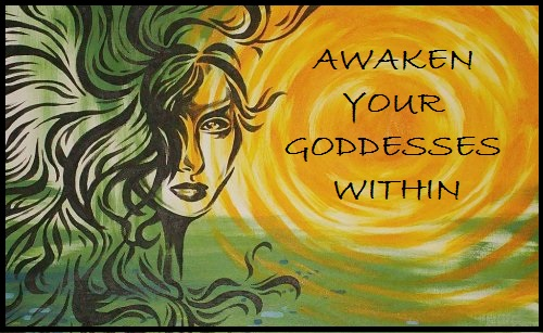 Create Goddess Affirmations
