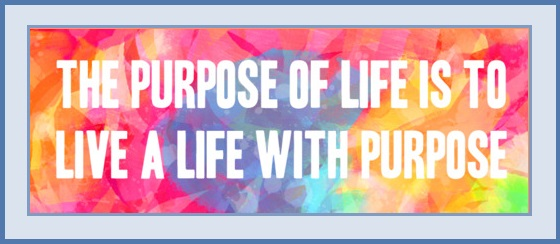 Tuesday's Healing Word Purpose-ful-nes