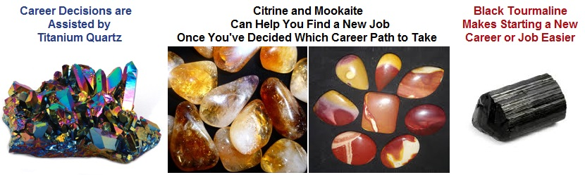 Crystals & Careers