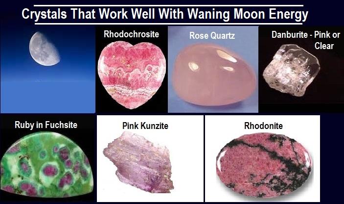 Waning Half-Moon's Heailng Gift