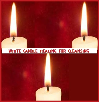 Color Candle Healing